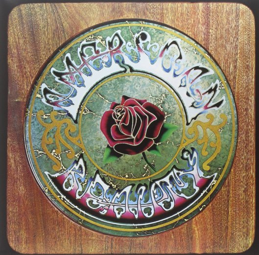 7 American Beauty - Grateful Dead